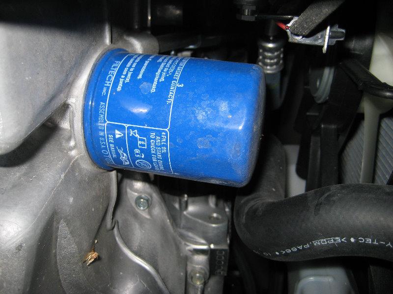Fuel Filter Honda Jazz Honda Fit Jazz L15a7 I Vtec Engine Oil Change Guide 008