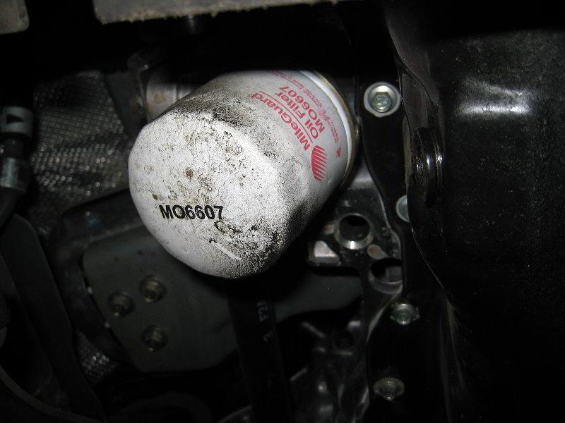 Location Oil Switch Mazda 2600i
