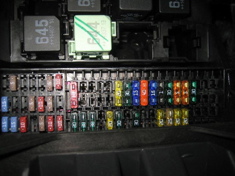 Vw Jetta 2012 Fuse Box Diagram