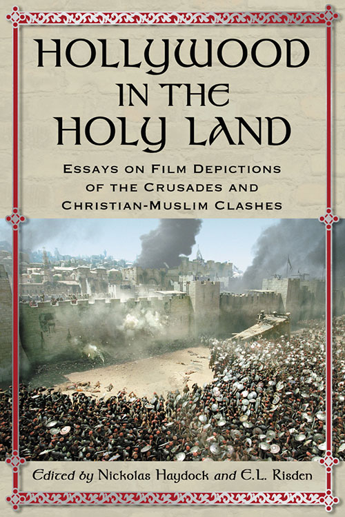 Hollywood in the Holy Land cover art