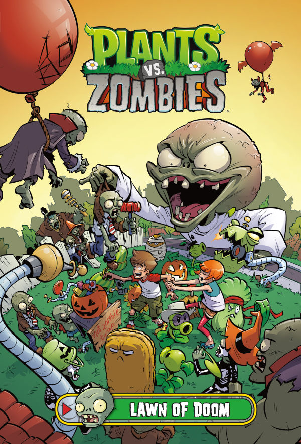 Plants vs Zombies comics | Paul Tobin (Dot) Net