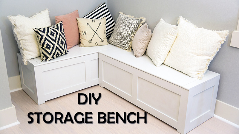 Strange Kitchen Nook Storage Bench Diy Paul Tran Diy Andrewgaddart Wooden Chair Designs For Living Room Andrewgaddartcom