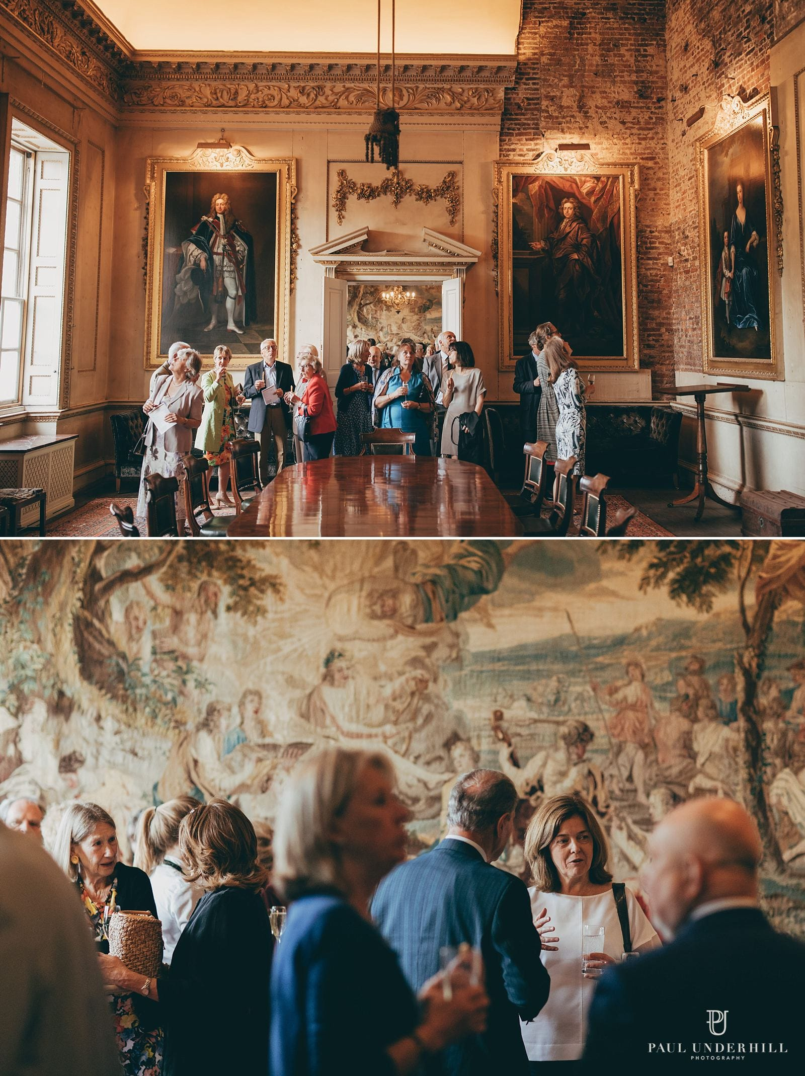 St Giles House Wimborne events photography  Dorset