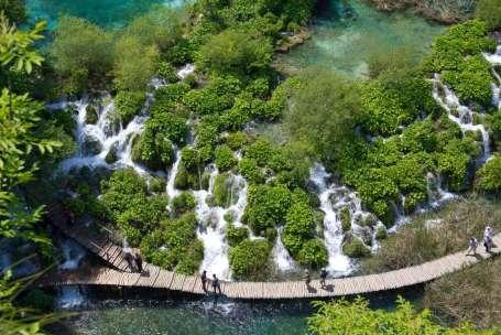 Bosnie Plitvice meren