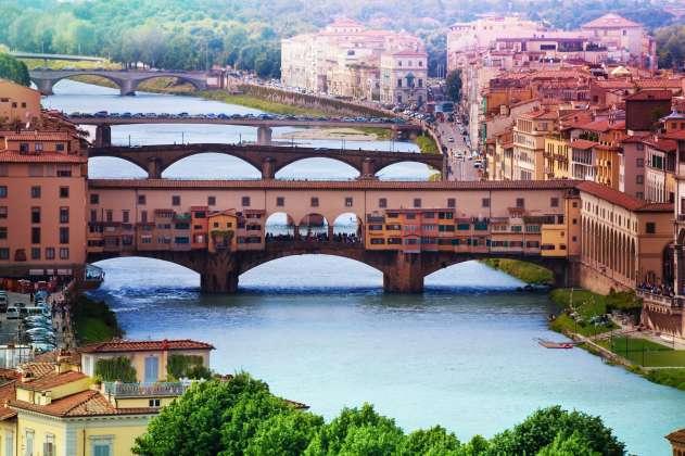 Italie Florence bruggen