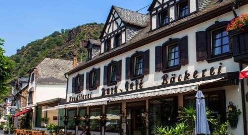 hotel burg cafe alken