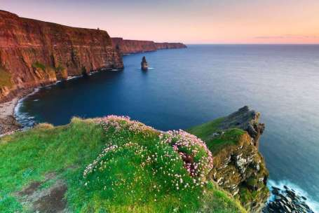 Ierland cliffs of moher