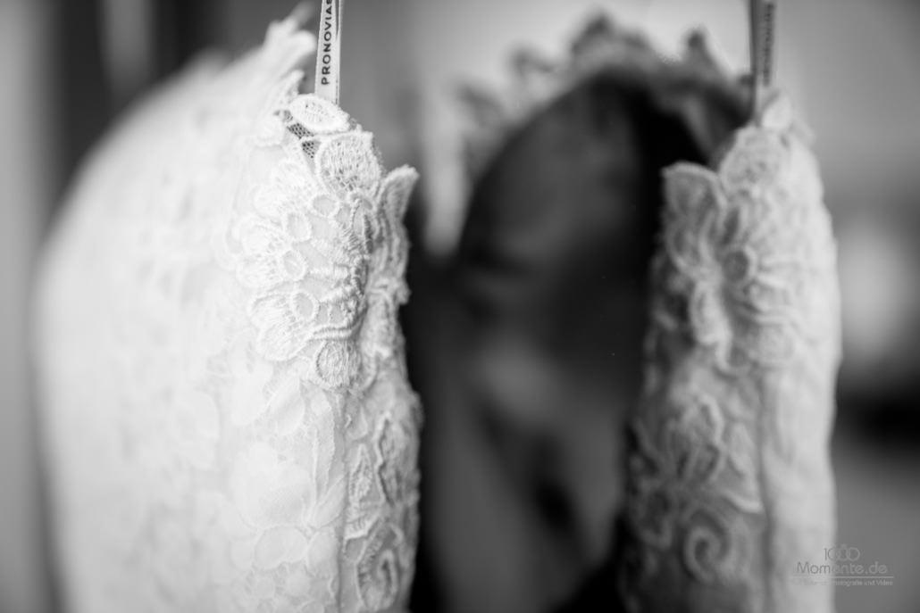 Mieder der Braut