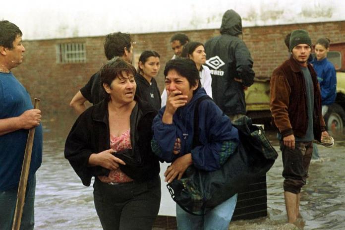 inundación 2003