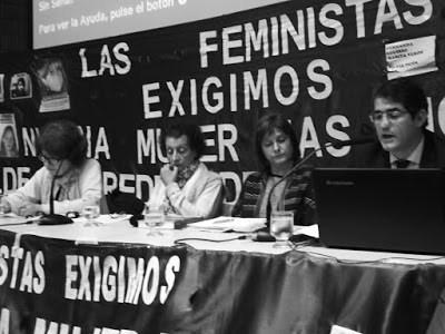 El fiscal Suárez Faisal (derecha) celebró que el 10% de las sentencias por trata, en todo el país, correspondan a la provincia de Santa Fe.