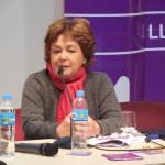 """Ser feminista es luchar para transformar la realidad"", afirmó Busaniche."