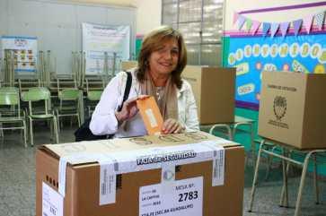 Silvina Frana, precandidata a diputada provincial (Encuentro-PJ)