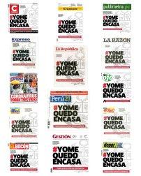 Diarios peruanos