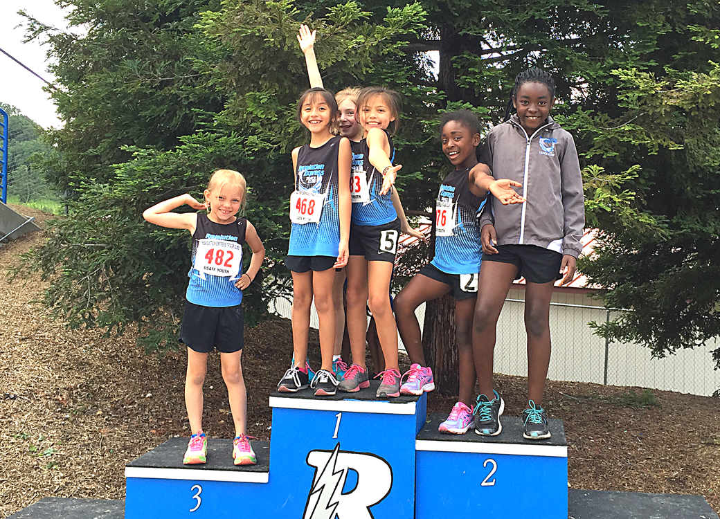2015 Youth Track & Field Athletes