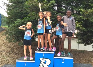 Youth Track & Field Athletes