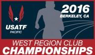 2016 Western Region TF Club Championships logo