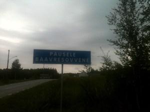 Kommungränsen Lycksele-Storuman