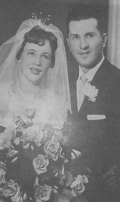 Gudrun och Leo Karlsson firar 50 årig bröllopsdag