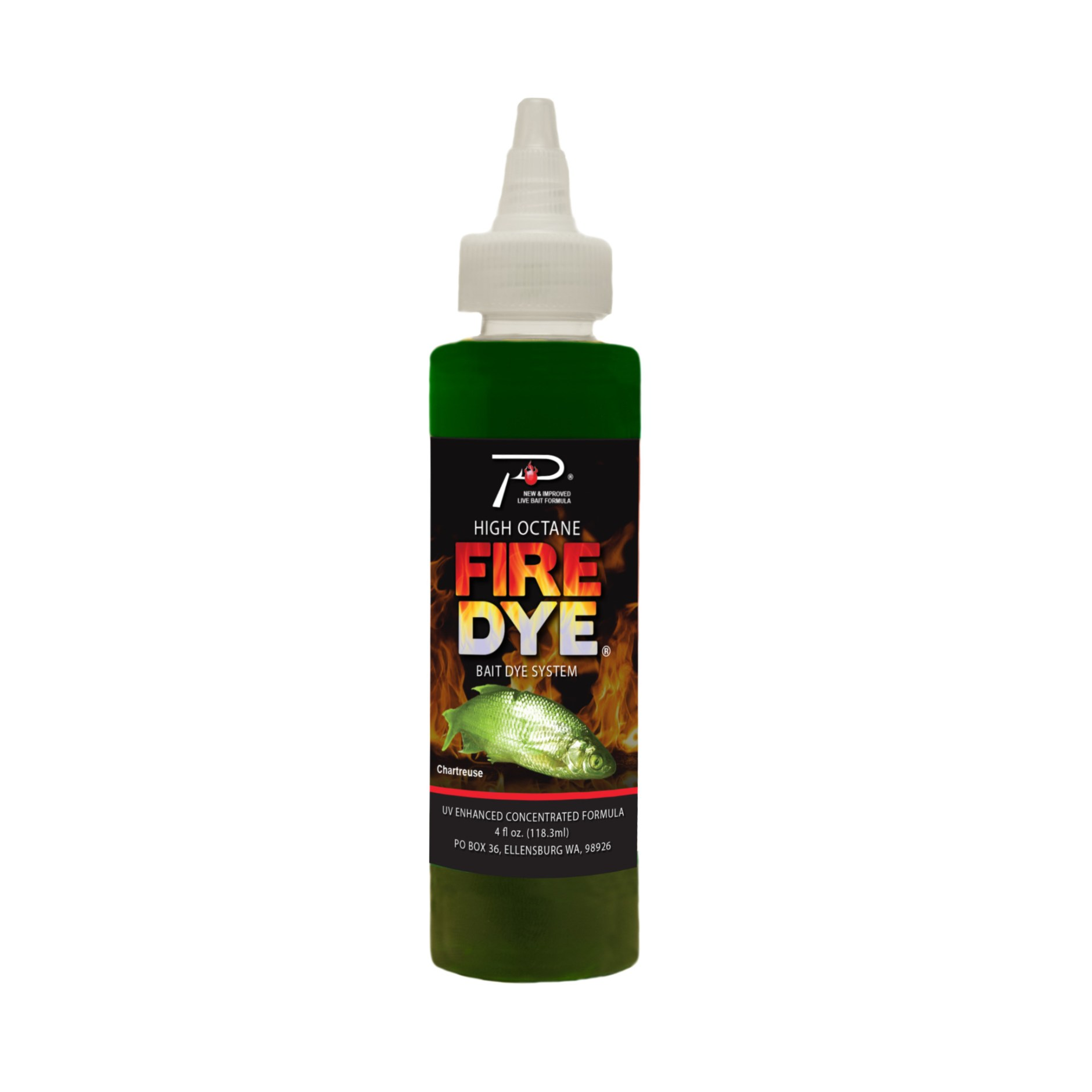 Pautzke Fire Dye
