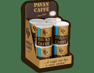 Pavan Caff  Linea Azzurra  Linea Argento  Linea Rossa