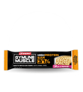 ENERVIT GYMLINE MUSCLE HIGH PROTEIN BAR 50% ARANCIA-CIOCCOLATO