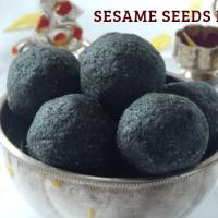 Sesame Seeds Ladoo | Nuvvula Ladoo