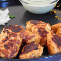 Tawa Chicken Tikka Recipe | Chicken Tikka without Oven