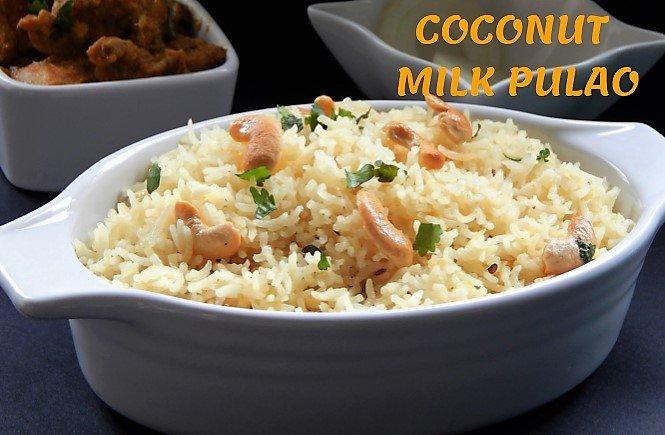 Coconut Milk Pulao