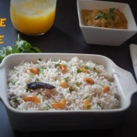 Ghee Rice Recipe | Ney Choru Recipe