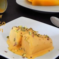 Easy Mango Kulfi Recipe | Homemade Mango Kulfi Recipe