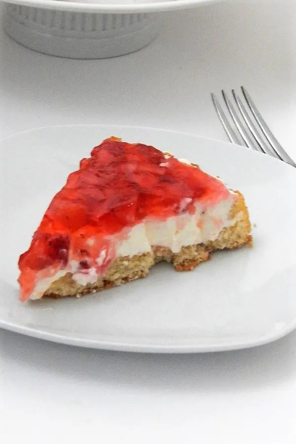 Easy Strawberry Flan