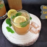 Easy Homemade Masala Lemon Soda Recipe