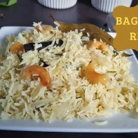 Bagara Rice Recipe | How to make Bagara Rice