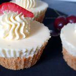 no bake mini cheesecake