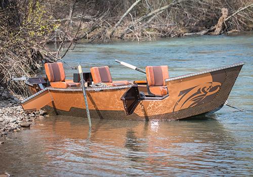Pavati Legacy Drift Boat