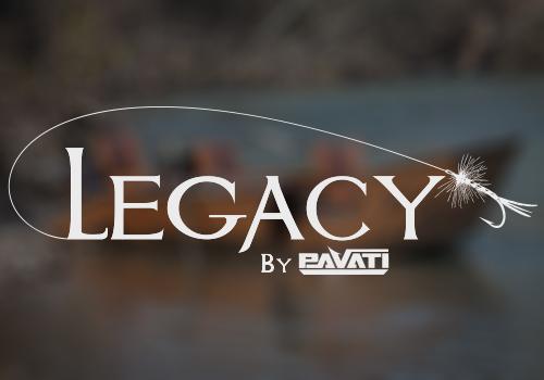 Pavati Legacy Drift Boat Logo