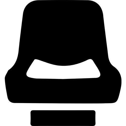 Pavati Marine Feature Icon - Ultimate Rowers Seats