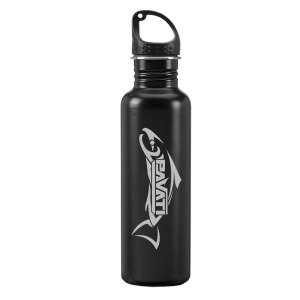 Accessories by Pavati Marine - Stainless Steel Resealable Water Bottle with Logo