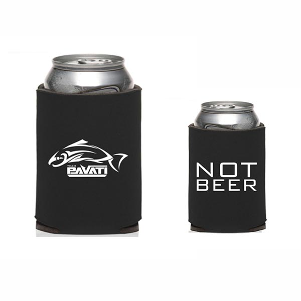 "Accessories by Pavati Marine - ""Not Beer"" Kozie with Logo"