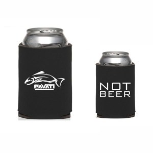 """Accessories by Pavati Marine - """"Not Beer"""" Kozie with Logo"""
