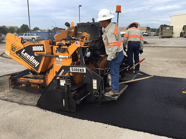 Pavement Services in Houston, Texas