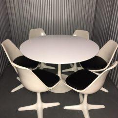 Tulip Table And Chairs Uk Used Church Original Arkana Dining Six