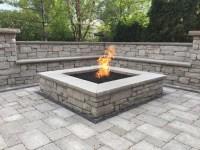 PaveStone Brick Paving Chicago  Brick Paved Fire Pits ...