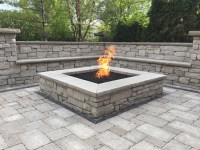 PaveStone Brick Paving Chicago  Brick Paved Fire Pits ...