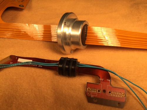 small resolution of metal pin wiring harnes end