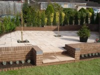 All new garden, walls and patio in ledbury - Pave Your Way