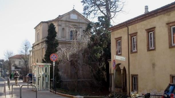 Pavia e dintorni  S Maria alle Cacce