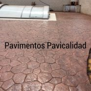 EMPRESA DE HORMIGÒN IMPRESO Y PULIDO EN RIVAS VACIAMADRID
