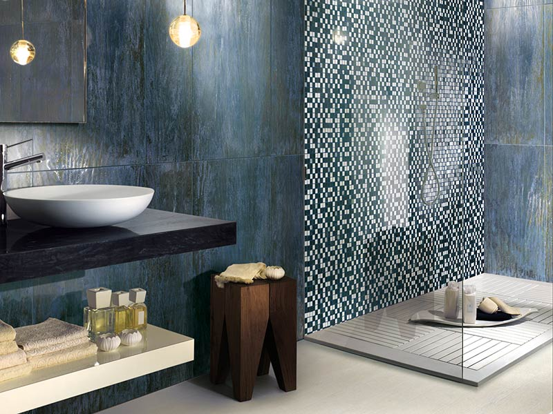 Piastrelle Colorate Per Bagno Gallery Of Ideacasa With