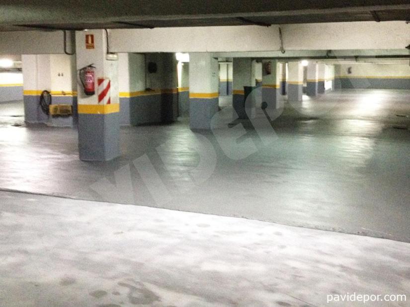 Parking en Madrid 02